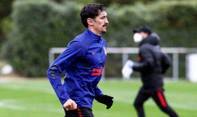 Atlético | Una opción en Francia para Stefan Savic