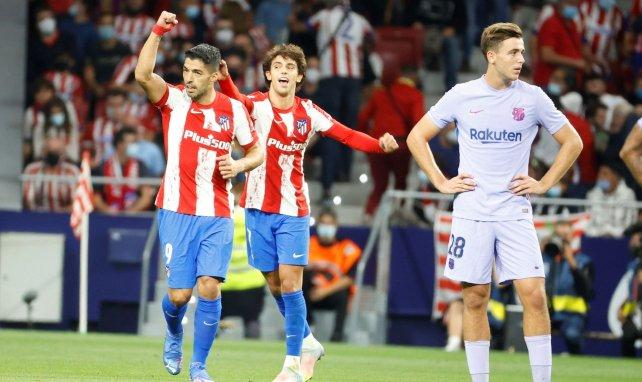 ¡Luis Suárez quiere renovar con el Atlético de Madrid!