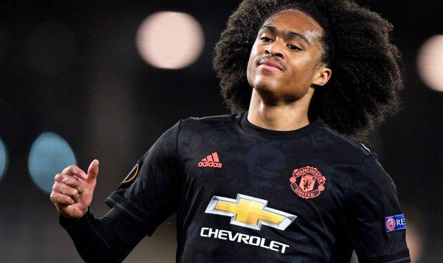 El Manchester United prepara la salida de una joya