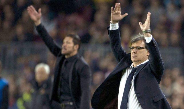 El Tata Martino no guarda un buen recuerdo de su etapa en el FC Barcelona.
