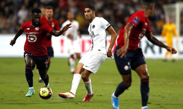 Supercopa de Francia | El Lille tumba al PSG y se alza con el título