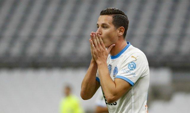 El OM reacciona al interés del AC Milan por Thauvin