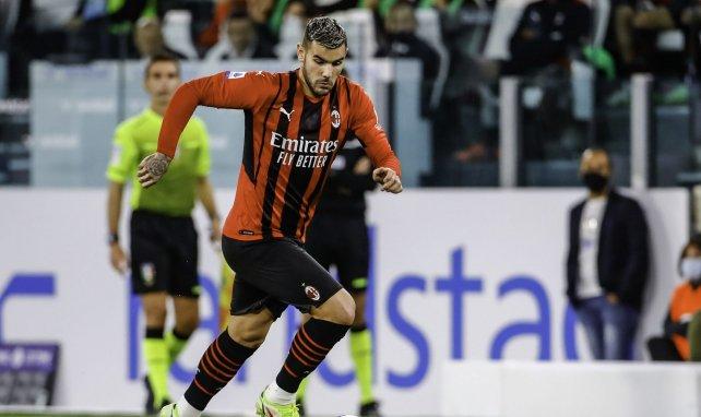 El plan del AC Milan para alejar al PSG de Theo Hernández