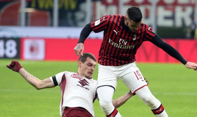 La postura radical del AC Milan con Theo Hernández