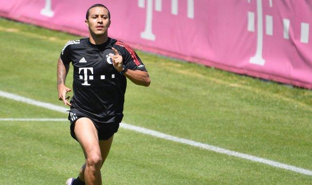 El PSG prepara 30 M€ por Thiago Alcántara