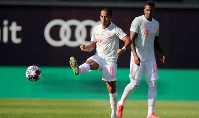 Las dudas del Liverpool con Thiago Alcántara