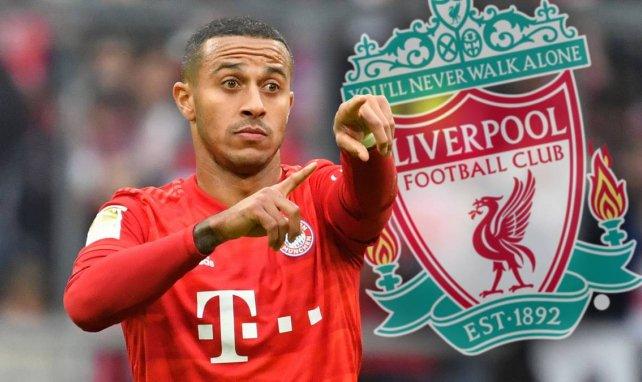 Thiago Alcántara, un inesperado problema para el Bayern Múnich