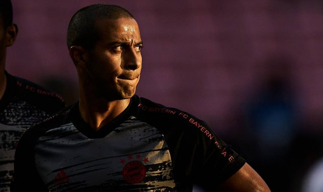 Nuevo reto para Thiago Alcántara