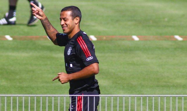 Contacto oficial del Liverpool por el fichaje de Thiago Alcántara