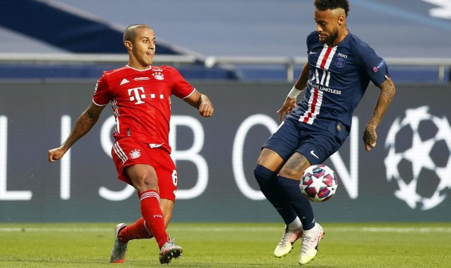 Thiago Alcántara explica su adiós al Bayern Múnich