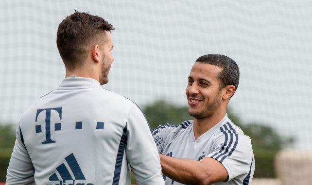 ¡El Liverpool alcanza un acuerdo con Thiago Alcántara!