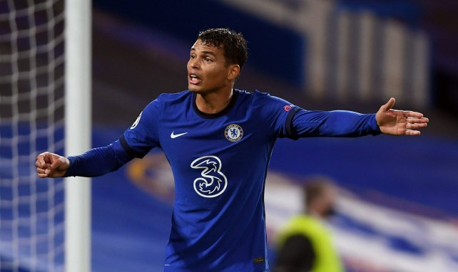 El Chelsea ya se plantea renovar a Thiago Silva