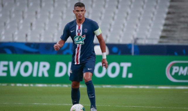 PSG | Thiago Silva rompe su silencio