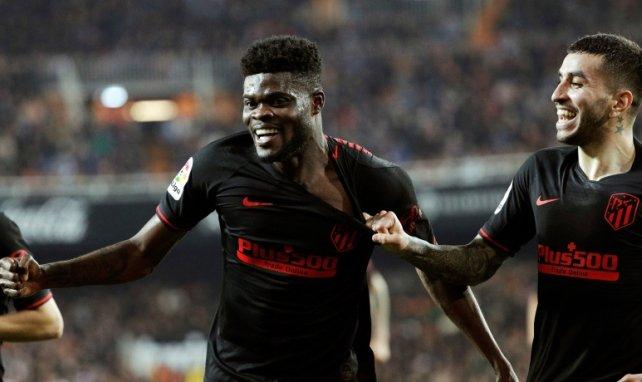 El deseo del Arsenal en el Atlético de Madrid