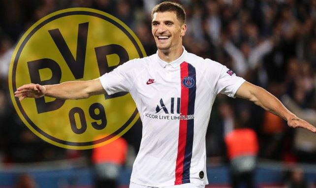 Thomas Meunier fichó por el Dortmund la pasada semana.