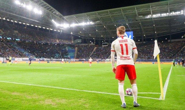 Timo Werner es uno de los goleadores más cotizados de Europa
