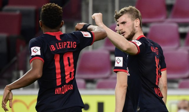 Bundesliga | Goleada del RB Leipzig a domicilio