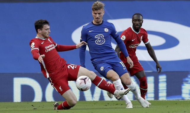 Premier | Sadio Mané guía al Liverpool frente al Chelsea