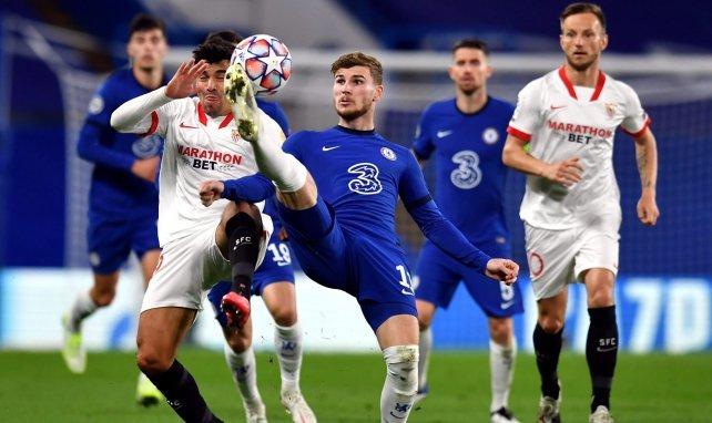 Liga de Campeones | El Sevilla se lleva un meritorio punto de Stamford Bridge