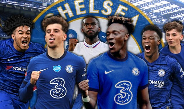 Los jóvenes del Chelsea tienen su futuro en duda