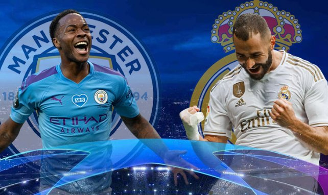 Manchester City - Real Madrid | Los onces probables