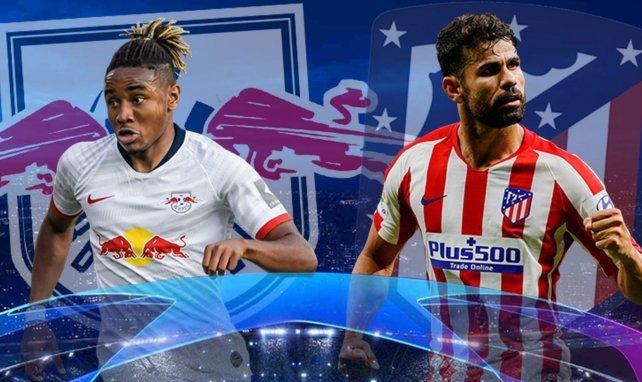 RB Leipzig – Atlético de Madrid | Los onces probables