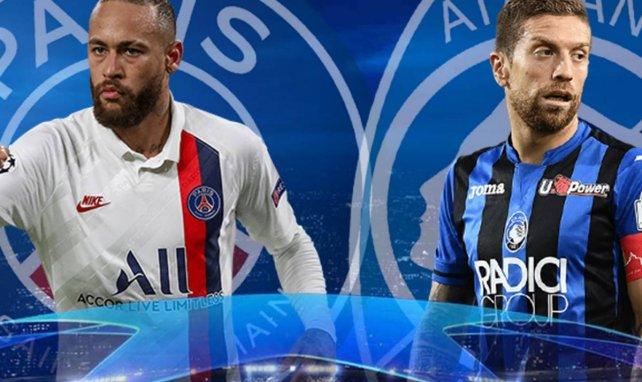 Atalanta - PSG | Los onces probables