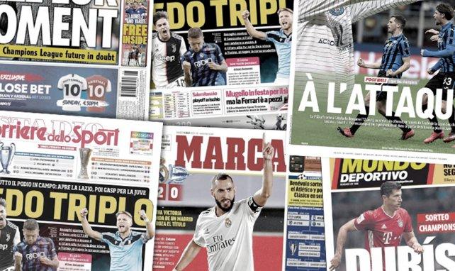 El Real Madrid acaricia La Liga, el duro sorteo de la Champions League