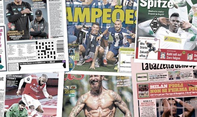 La Liga puede tener hoy dueño, el Valencia sigue buscando técnico, el Oporto reina en Portugal