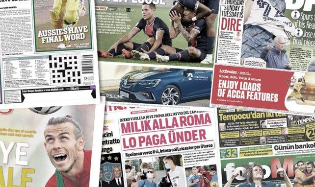 """La """"víctima"""" que Bale se cobrará en el Tottenham, los fichajes que anhela el Valencia, el incuestionable futuro de Koundé"""