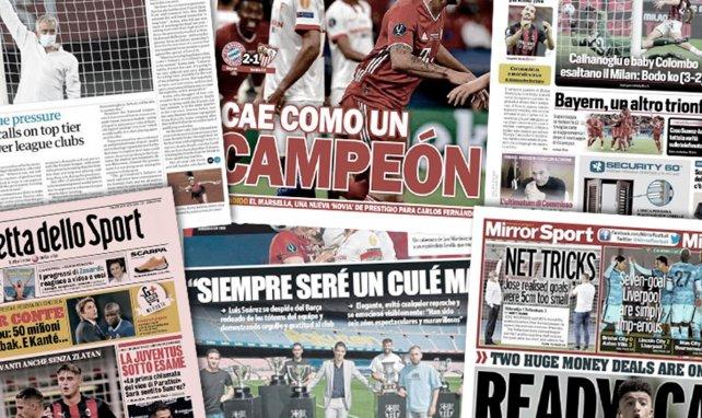 El Real Madrid saca oro de su cantera, nueva oferta del Manchester United por Jadon Sancho