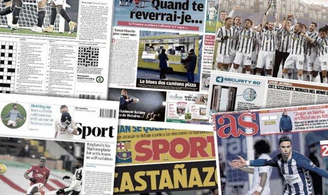 El último batacazo del Real Madrid, Cristiano sustenta a Pirlo, el West Ham sube su apuesta por En-Nesyri