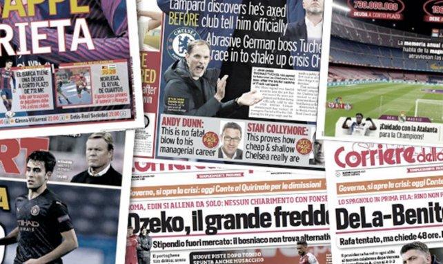 La delicada situación económica del FC Barcelona, el Valencia se queda sin tiempo para fichar, el Nápoles contacta con Rafa Benítez