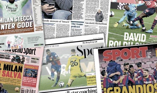 Dos nombres claves en la operación Haaland, la Copa del Rey levanta pasiones, el incierto futuro de Cristian Tello