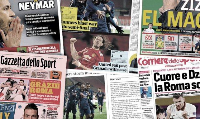 Zidane brilla en la Champions, el intercambio que valora el Valencia, el Inter apunta a Alessandro Florenzi