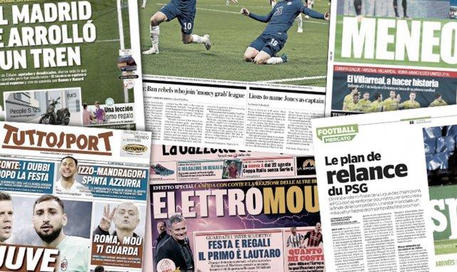 El Real Madrid dice adiós a la Champions, el perfil que busca el Valencia para su banquillo