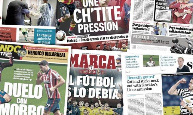 Real Madrid y PSG se disputan a dos piezas para la medular, los planes del FC Barcelona con la reforma del Camp Nou