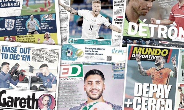 La Eurocopa de la ilusión está en marcha, Depay a un paso del FC Barcelona