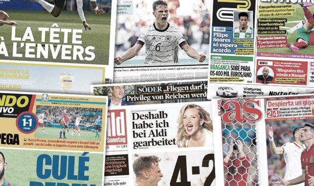 El abismo al que se acerca la selección española, el fichaje de Memphis Depay por el FC Barcelona