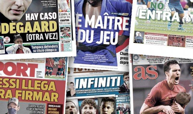 El sueño olímpico de España sigue vivo, Messi regresa a Barcelona, la historia se repite en Valencia