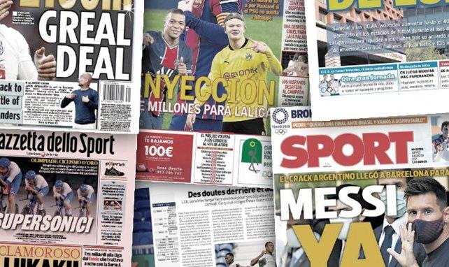La inyección económica que puede cambiar el mercado de fichajes en España, la renovación de Leo Messi es inminente