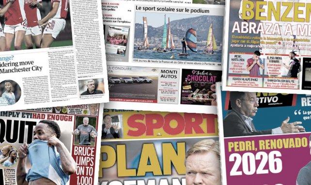 Razones para el optimismo en el Real Madrid, Ronald Koeman tiene un plan