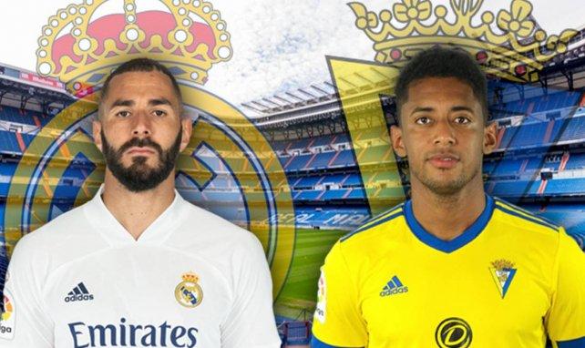 ¡Ya hay onces del Real Madrid - Cádiz!