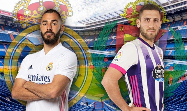 Ya hay onces de Real Madrid y Real Valladolid