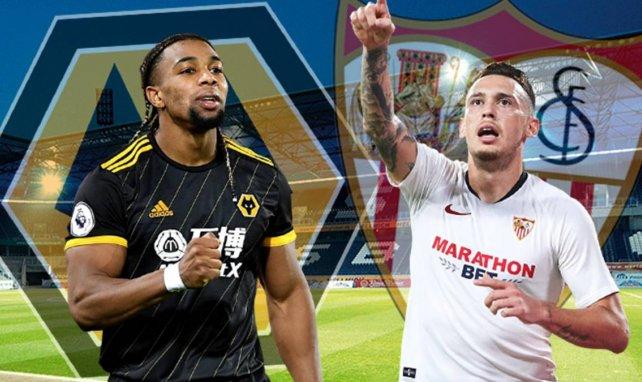 Wolverhampton – Sevilla | Los onces probables
