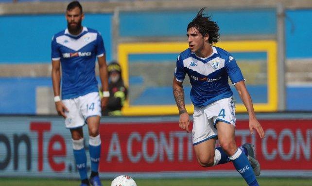El Inter de Milán ya tiene el visto bueno de Sandro Tonali