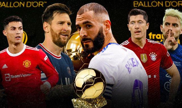 Balón de Oro | Zidane se rinde a Karim Benzema