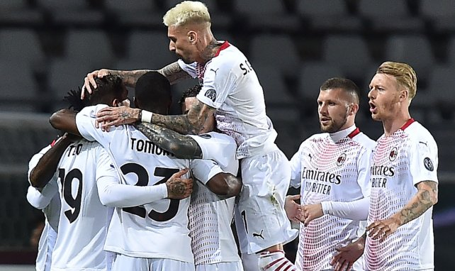 El AC Milan prepara una inversión de 60 M€ en 2 jugadores