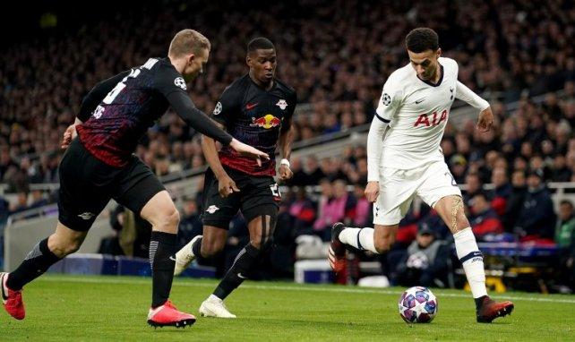 Liga de Campeones | El RB Leipzig se impone al Tottenham en Londres