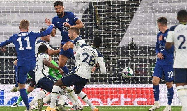 Carabao Cup | El Tottenham noquea al Chelsea por penaltis